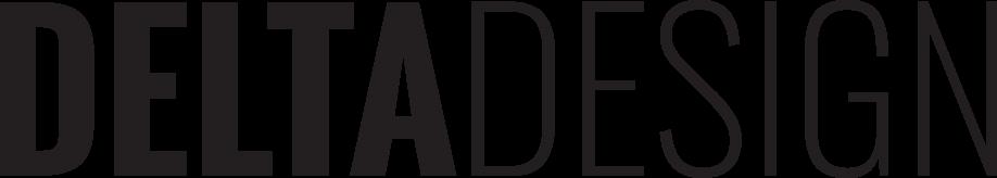 Delta Design logo black